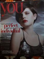 Kelly Osbourne You magazine Jan 2008