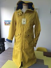 Seasalt Waterline Mac - Mustard - UK10 EU38 - Sales Sample SAVE!!
