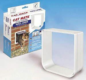 Cat Mate Cat Flap Wall Liner - 38390