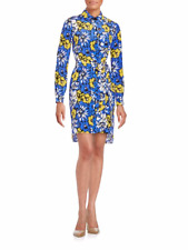 NWT- DVF Dahlisa Shirt dress (Size 6)