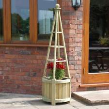 Rowlinson Marberry Obelisk Planter - Plobelisk