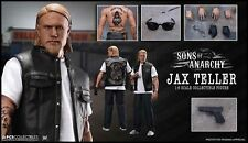 "Sons of Anarchy - Jax Teller 12"" 1:6 Scale Action Figure-PCSJAX001"