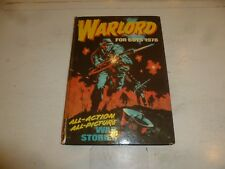WARLORD COMIC ANNUAL - Year 1978 - UK Annual - (With Price Tag)