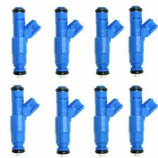 EV6 Upgrade Fuel Injectors Set (8) 0280158089 for Lincoln Ford 4.6L Flow Matched