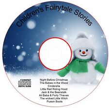 Children Stories Audi CD - Classic Children's Story Kids books Audio