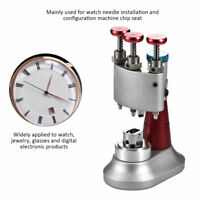 Watch Needle Installation Machine Watch Hand Presser Tool Set for Watches Repair