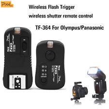 Pixel TF-364 Flash Speedlite Wireless Trigger Transceiver For Olympus/Panasonic