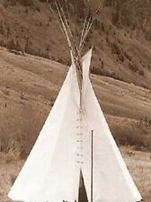 CANVAS CROW TIPI 22 FT.
