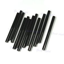 Black Hair Extensions Keratin Human Glue Stick12pcs