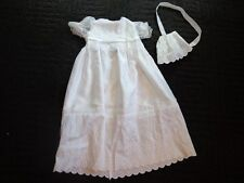 NWOT Baby Girl Cherish The Moment Christening Baptism Full Length Gown 6 - 9 Mo