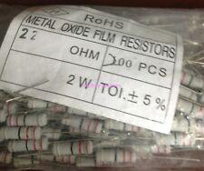 50pcs 2W 2watt 2 watt 5% Carbon Film Resistor 22 ohm