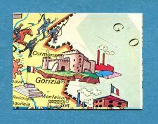 [GCG] L'ITALIA E LE SUE REGIONI - Figurina -Sticker n. 80 - GORIZIA -New