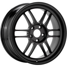 Enkei RPF1 15 x 8 Wheel Lightweight Racing Black 4 x 100 +28 offset