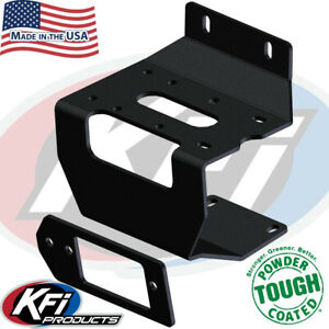 KFI 2016-2021 Honda Pioneer 1000 and 1000-5 Winch Mount #101885 Mounting Plate