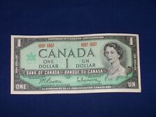 $1 Bank Note from Canada Issued 1967 Centennial Note XF