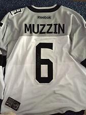 Los Angeles Kings Jake Muzzin Stadium Serie Signed Autographed L Jersey COA BNWT