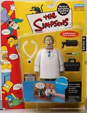*NEW* Dr. Hibbert Toys Simpsons Series 6 Action Figure WOS World of Springfield