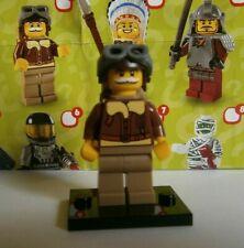 Lego Mini Figur / Serie 3 / Pilot / Neu