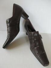 GABOR ° bequeme Pumps Gr. 40,5 UK 7 braun Damen Mode Schuhe Halbschuhe Slipper