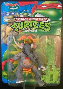 TMNT Doctor El; 1992 Unpunched