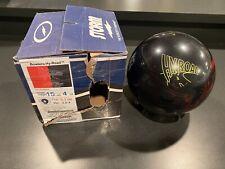 Storm Bowlero Hyroad Bowling Ball 15lb NIB Rare