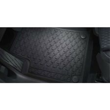 Genuine Vauxhall Crossland X Rubber Tailor Floor Fitted Car Mats Set 13476012