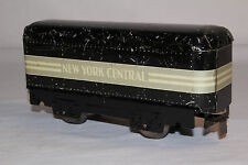 1940's Marx New York Central Tender, Silver Stripe, Original Lot # 3