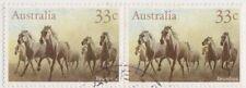 Horses Australian Decimal Stamp Blocks & Sheets