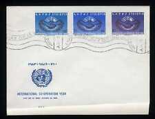 ETIOPIA - 1965 - Anno della Cooper. Internazionale - FDC