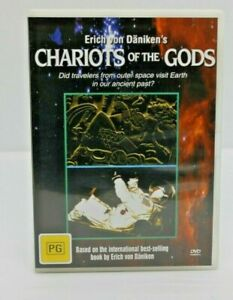 Chariots Of The Gods - UFO & Conspiracy Theories DVD Free Post