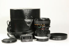 Canon FD TS 35mm 1:2 .8 S.S.C. tilt/shift - 2.8/35mm con 1 anno di garanzia