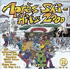 APRES SKI-HITS 2000 / 2 CD-SET