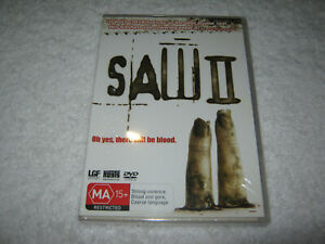 Saw 2 - New Sealed DVD - R4