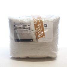 Hotel Collection Global Stripe Linen FULL/QUEEN Duvet Cover Bedding $370 I3277