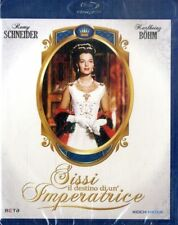 Sissi - Il Destino di un'Imperatrice (Blu Ray) Schneider - Bohm