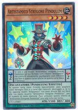 Artistamico Stregone Pendulum CT13-IT007 Super Rara Mint YUGIOH