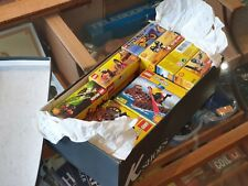 COMPLETE COLLECTION OF X10 SEALED SHELL 1990'S LEGO SYSTEM SETS UNOPENED