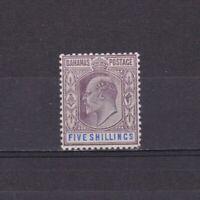 BAHAMAS 1902, SG# 69, CV £80, MH