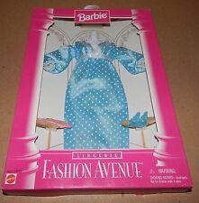 Barbie Fashion Avenue Collection Real Clothes Lingerie Mattel 14292 NIB 96 121H