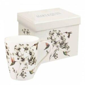 Brand New Boxed Harlequin Amazilia Aspen Mug in Opal
