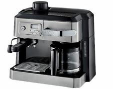 De'Longhi 10-Cup Stainless Steel Programmable Coffee Maker Espresso Cappuccino