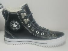 Converse Chuck Taylor Shearling City Hiker High Sneaker Boots Mens 3, Woman 5