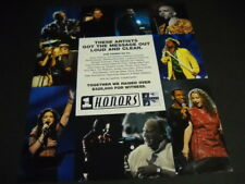 Vh-1 original 1996 Promo Poster Ad Bryan Adams Don Henly Pete Townsend others
