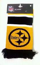 Pittsburgh steelers nfl logo rayures écharpe