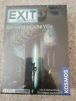 Exit the Game Die Eerie Villa Kosmos 694036 Game from 12 Years