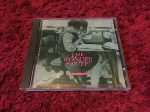 The Wonder Stuff – On The Ropes E.P. CD (indie, alternative, rock, 1993)