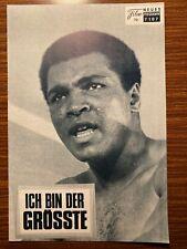 Neues Film-Programm Nr. 7187: Ich bin der Größte (Muhammad Ali)