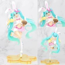 """10"""" Anime Rabbit Hatsune Miku Pretty Action Figure Toy Doll Collectable Gift"""