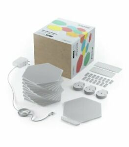 NANOLEAF 15 Panels Hexagon Shape Starter Kit, Works with Apple Homekit