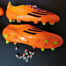 ADIDAS F50 ADIZERO SG EISEN FG PLASTIK STOLLEN FUßBALLSCHUH FOOTBALL BOOTS